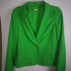 Trina Turk Green Blazer Size 14